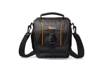 Lowepro Adventura SH 140 II DSLR Shoulder Bag (Black)