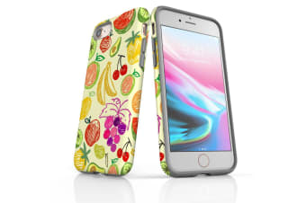 For iPhone 7 Shielding Back Case  So Healthy