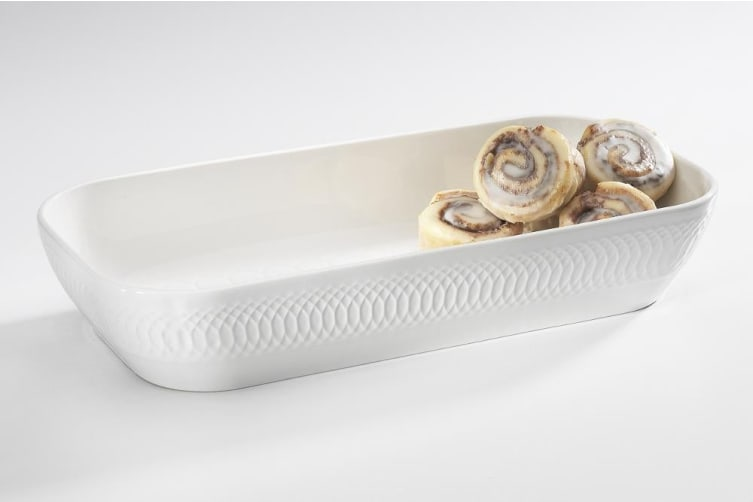 Symphony Spiro Rectangle Serving Dish 30.5x14.5cm