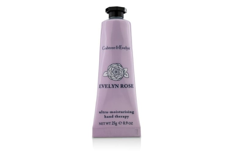 Crabtree & Evelyn Evelyn Rose Ultra-Moisturising Hand Therapy 25g/0.9oz