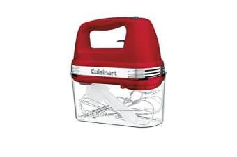 Cuisinart Power Advantage PLUS Hand Mixer Red