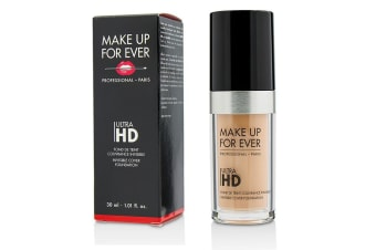 Make Up For Ever Ultra HD Invisible Cover Foundation - # R220 (Pink Porcelain) 30ml/1.01oz