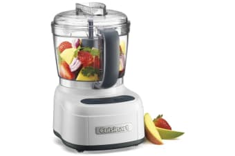 Cuisinart 250W Mini Prep Food Processor Chopper Blender Mixer Grinder Tool White