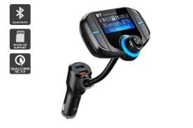 Kogan Bluetooth FM Transmitter With Built In Display