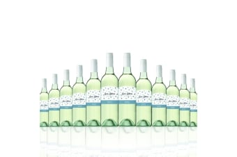 12 Bottles of Love Letters Moscato 750ML