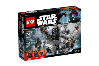 LEGO Star Wars Darth Vader Transformation (75183)