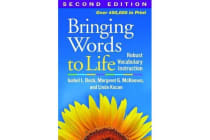 Bringing Words to Life, Second Edition - Robust Vocabulary Instruction