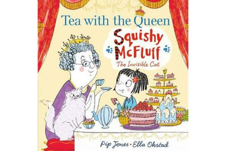 Squishy McFluff - Tea with the Queen