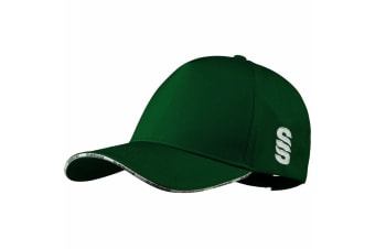 Surridge Unisex Classic Fitted Baseball Cap (Green)