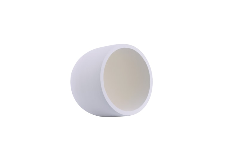 """High Grade 4"""" Dome Ceramic Block Activated Carbon Water Filter Diatomite 8 Stage"""
