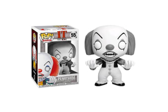 It Pennywise Black & White US Exclusive Pop! Vinyl