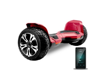 XTREME Hoverboard Scooter Off Road Electric Balancing Hover Board Skateboard B