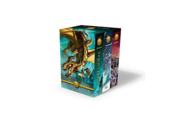 The Heroes of Olympus Boxed Set - The Lost Hero/The Son of Neptune/The Mark of Athena