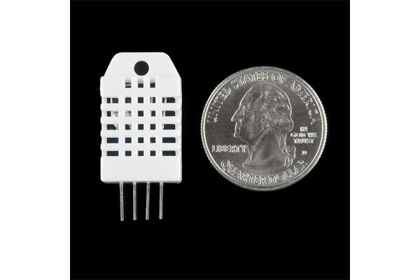 Humidity and Temperature Sensor - RHT03