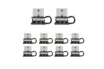 ATEM POWER 10x Premium Anderson Style Plug 50AMP Solar Power DC Exterior Connector