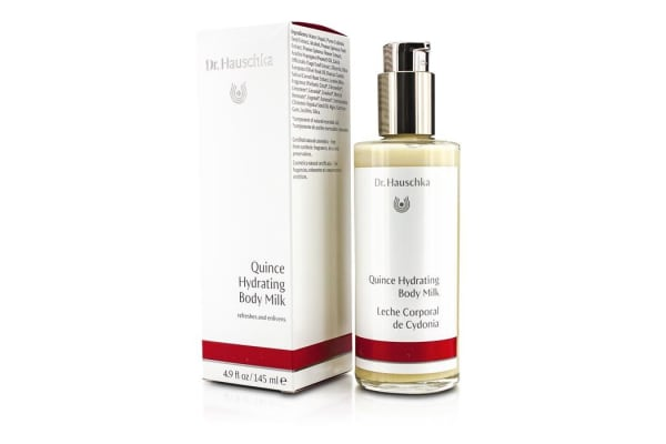 Dr. Hauschka Quince Hydrating Body Milk (145ml/4.9oz)