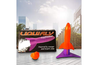 Liquifly Fizz Rocket - Flies Over 5 Metres!