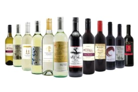 Exceptional Christmas Margaret River Red & White Mixed Wine (12 Bottles)
