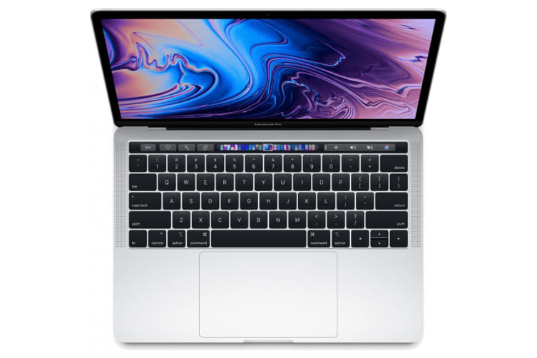 Apple 13-inch MacBook Pro with Touch Bar 2019 1.4GHz i5 128GB MUHQ2 - Silver