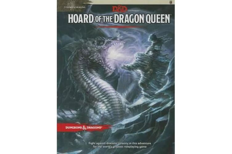 Tyranny of Dragons - Hoard of the Dragon Queen Adventure (D&D Adventure)