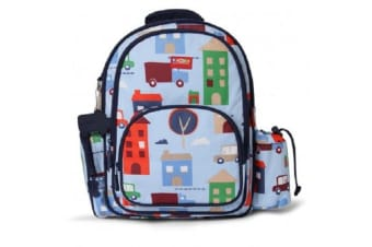 Penny Scallan Kids Backpack Large Big City