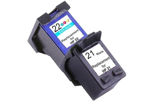 21XL Remanufactured Inkjet Cartridge Set