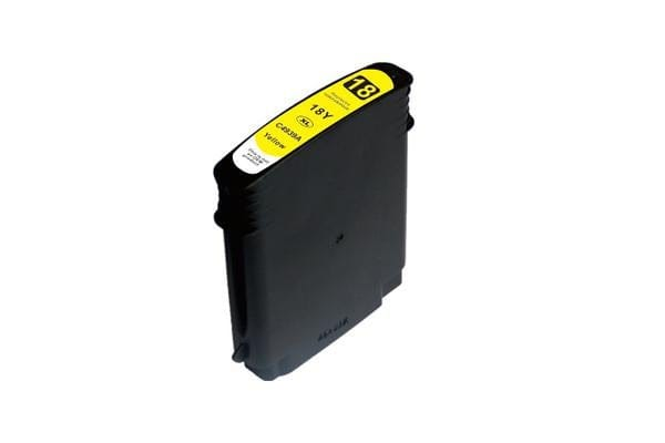 18 #18 High Yield Yellow Compatible Inkjet Cartridge