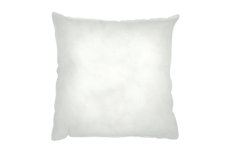 Riva Home Polyester Cushion Pad (White) (50x50cm)