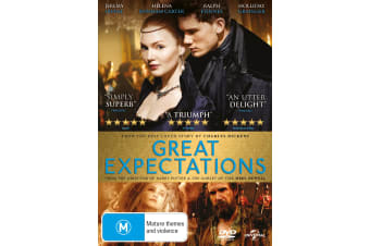 Great Expectations DVD Region 4
