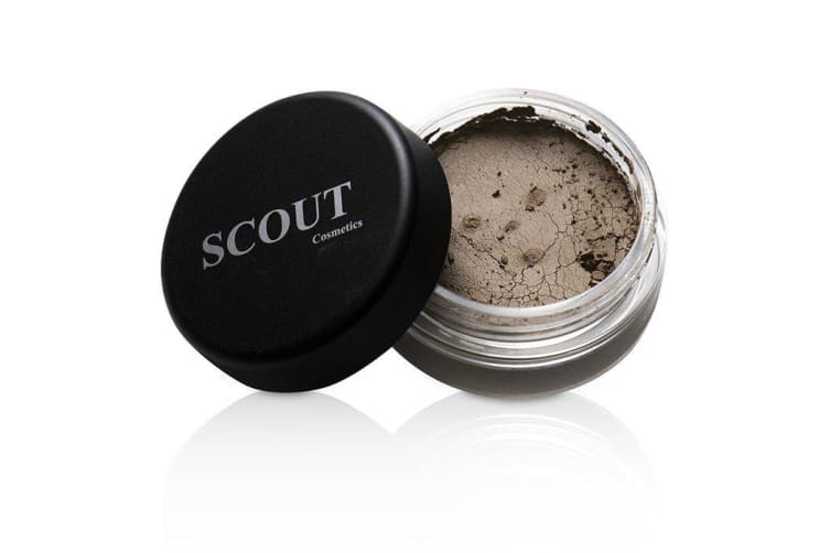 SCOUT Cosmetics Brow Dust - # Light Brown 2g/0.07oz