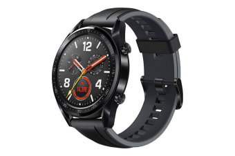 Huawei Watch GT Stainless Steel - Black