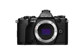 New Olympus OM-D E-M5 Mark II Mirrorless Body Digital Camera Black (FREE DELIVERY + 1 YEAR AU WARRANTY)