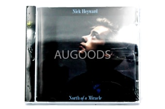 Nick Heyward - North of a Miracle BRAND NEW SEALED MUSIC ALBUM CD - AU STOCK