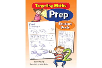 Targeting Maths Prep - Student Book