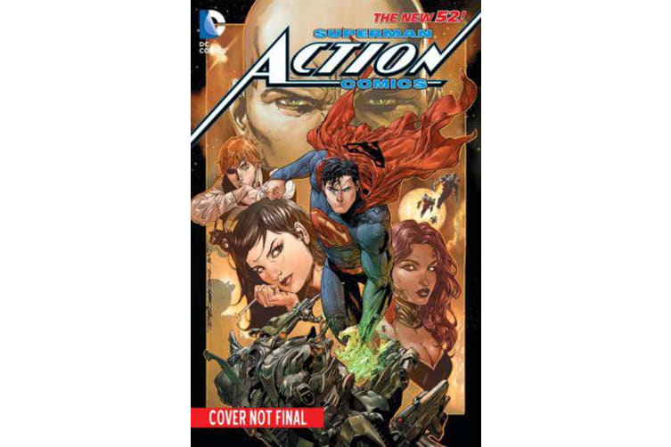 Superman - Action Comics Vol. 4 Hybrid (The New 52)