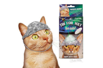 Archie McPhee - Tin Foil Hat For Cats