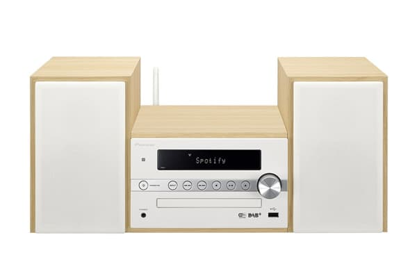 Pioneer CM66D DAB+ Micro Sound System - White