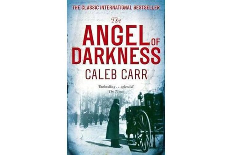 The Angel Of Darkness - Number 2 in series