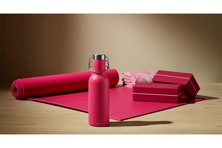 Eva Solo Cool Thermo Flask 700ml Berry Red