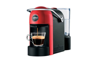 Lavazza Jolie Espresso Coffee Capsule Machine - Red