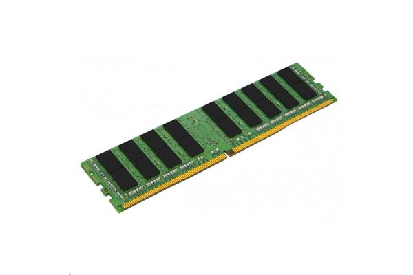 Kingston 32GB DDR4-2133 ECC CL15 LRDIMM x4 w/TS