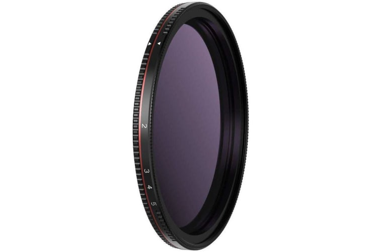 Freewell Standard Day 67mm Variable ND Filter (2 to 5 Stops) for DSLR Camera