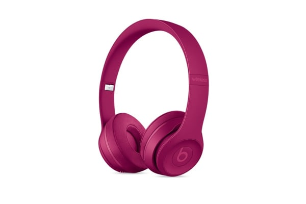 Beats Solo3 Neighbourhood Collection (Brick Red)