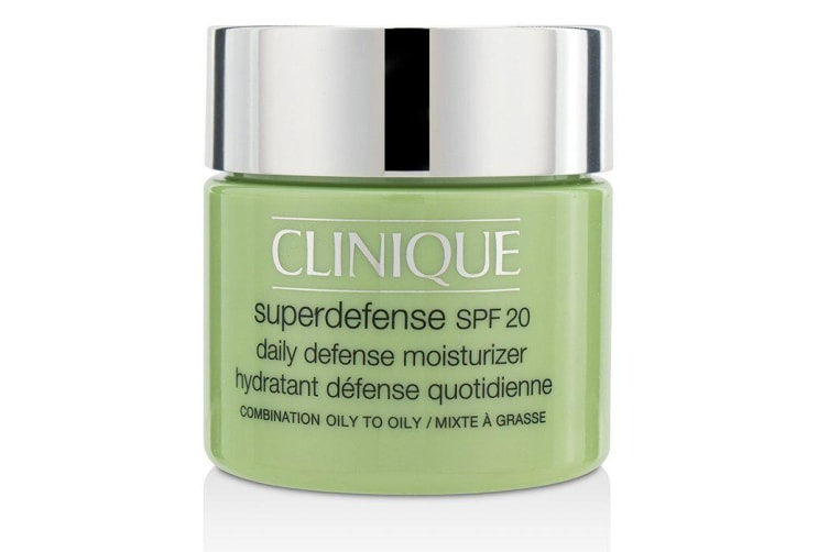 Clinique Superdefense Daily Defense Moisturizer - Combination Oily to Oily (Limited Edition) 75ml