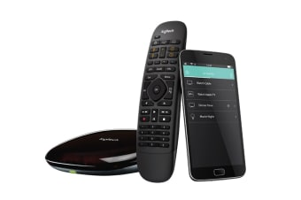 Logitech Harmony Companion Remote with Hub (915-000265)