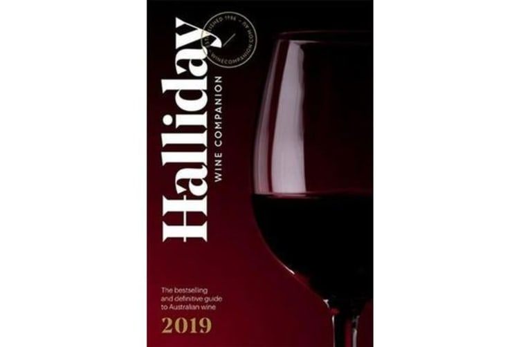 Halliday Wine Companion 2019 - The bestselling and definitive guide to Australian wine