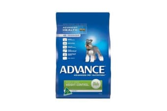 Advance Adult All Breed Weight Control Chicken - 2.5kg