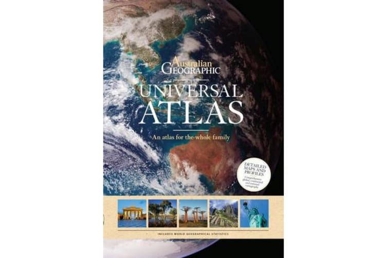 Universal Atlas - An Atlas for the Whole Family