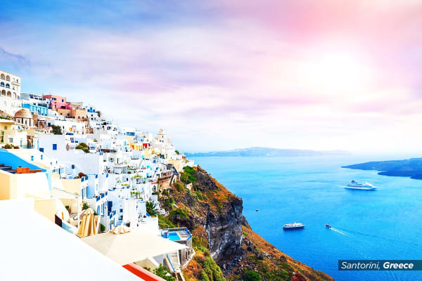 EUROPE: 19 Day European Dream Tour for Two Including Flights (Interior Cabin)
