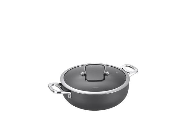 Cuisinart Chef iA+ Chef Pan with Lid 26cm